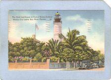 Buy FL Key West Lighthouse Postcard Key West Lighthouse lighthouse_box1~129