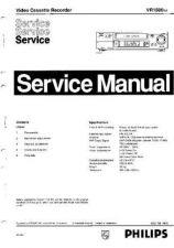 Buy MODEL VR1500 Service Information by download #125010