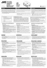 Buy JVC 49804IEN Service Schematics by download #121276