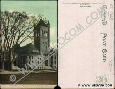 Buy CT New Britain Postcard Trinity Methodist Episcopal Church ct_box4, getfro~1667