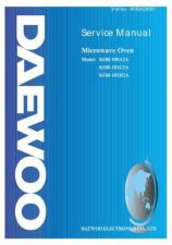 Buy DAEWOO MCD1812W SERVICE MANUAL Manual by download Mauritron #184814