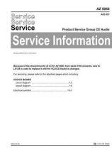 Buy SI 314078532060 EN Service Data by download #133993