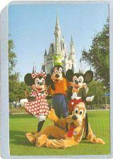 Buy FL Orlando Amusement Park Postcard Walt Disney World Hosts Of The Kingdom ~285