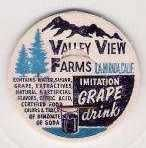 Buy CA La Mirada Milk Bottle Cap Name/Subject: Valley View Farms Imitation Gra~285