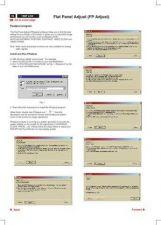 Buy Philips LG Panel FLAT PANEL ADJUST (FP ADJUST) P18 Service Schematics by downloa