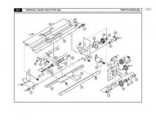 Buy Minolta DI750PT4 Service Schematics by download #137256