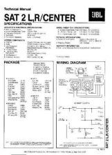 Buy INFINITY SFXHCP2 SAT TS Service Manual by download #147797