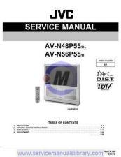 Buy Sharp AV-N56P55 Manual by download #179786