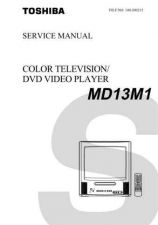 Buy TOSHIBA MD13M1 SVCMAN ON by download #129471