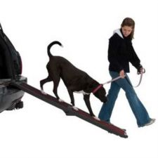 "Buy Pet Gear All Weather Full Length 66"" Long Bi-Fold Folding Pet Ramp"