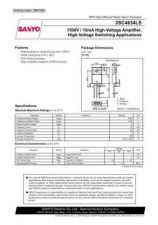 Buy Semiconductor Data 2SC4634 by download Mauritron #195023