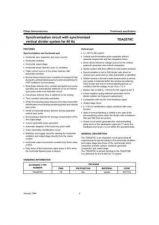 Buy MODEL TDA2579C Service Information by download #124696