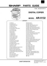 Buy Sharp AR501-505 CD GB(1) Manual by download #170083