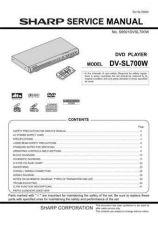Buy Sharp 577 DV-SL700W Manual by download #178699
