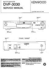 Buy KENWOOD DVF-5020 Technical Info by download #151832
