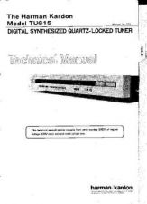 Buy INFINITY TU615 ADDENDUM B SM Service Manual by download #151700