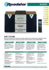 Buy ROADSTAR HIF-7210R by download #128180