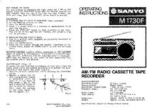 Buy Sanyo HV-DX1E Operating Guide by download #169324