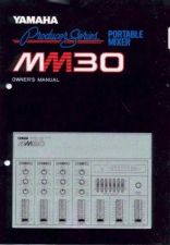 Buy Yamaha MM30E Operating Guide by download Mauritron #204868