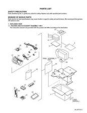 Buy JVC 86733PAR Service Schematics by download #123239