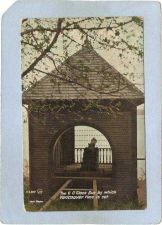 Buy CAN Vancouver Postcard The 9 O'clock GunBy Which Vancouver Time Is Set can~157