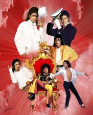 Buy The King Of PoP Michael Jackson Giclee Art Prints Size >(24x30)