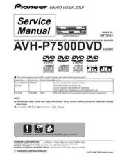 Buy PIONEER C3112 Service Data by download #149156