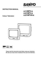 Buy Sanyo CE21MT4-B Manual by download #172952