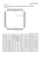 Buy SONY UPD75P036GC-AB8 Data Sheet by download Mauritron #198441