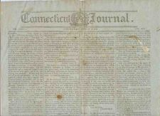 Buy CT New Haven Newspaper Title: Connecticut Journal Date: Nov-7-1799~14