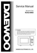 Buy Daewoo G84650S001(r) Service Manual by download #160729