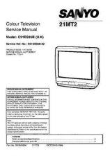 Buy Sanyo 21MT2 C21ES35B-01 S Manual by download #171181