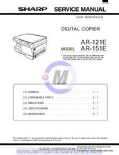 Buy Sharp AR122-151 PG GB Manual by download #179336
