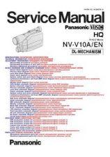 Buy MODEL NV-VZ1 Service Information by download #124356