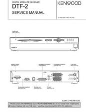 Buy KENWOOD DTF-2 Technical Info by download #148098