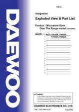 Buy Daewoo Model KOC-910K0P Manual by download #168552