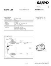 Buy Sanyo SANYOGVRS960GVRP07GVRP04 Manual by download #175173