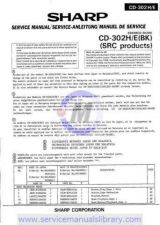 Buy Sharp CDBA2000H SM GB(1) Manual by download #179833