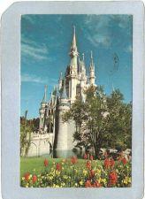 Buy FL Orlando Amusement Park Postcard Walt Disney World Cinderella Castle top~305