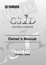 Buy Yamaha CS1D EN OM R41 Operating Guide by download Mauritron #204454