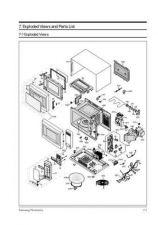 Buy Samsung CE245GR SBTW SMSC110 Manual by download #163827