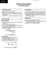 Buy SHARP DV5932H-ADJ Service Manual by download #157942