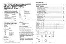 Buy JVC GM-V42UG sch Service Schematics by download #155539