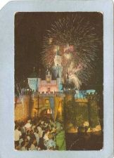 Buy CA Anaheim Amusement Park Postcard Disneyland Fantasy In The Sky top_box3~243