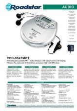 Buy ROADSTAR PCD-9546MPT by download #128336