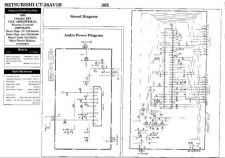Buy MITSUBISHI CT-21A5LST CDC-1409 by download #156842