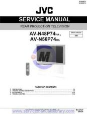 Buy Sharp AV-N48P74 Manual by download #179783