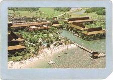 Buy FL Orlando Amusement Park Postcard Walt Disney World Aloha From The South ~292