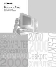 Buy COMPAQ USER REFERENCE GUIDE COMPAQ2 by download #153784