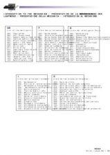 Buy THOMSON ADMR89 1 Service Schematics by download #131885